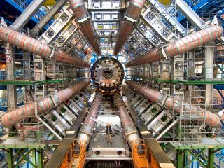 LHC fired up - secrets of the cosmos not yet unveiled...