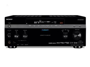 Sony's new flagship AV receiver - the STR-DA5500ES