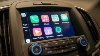 Apple CarPlay Buick