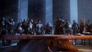 Dragon Age table