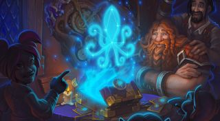Hearthstone year of the Kraken announcement