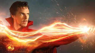 Marvel's Doctor Strange has summoned a teaser trailer out of thin air