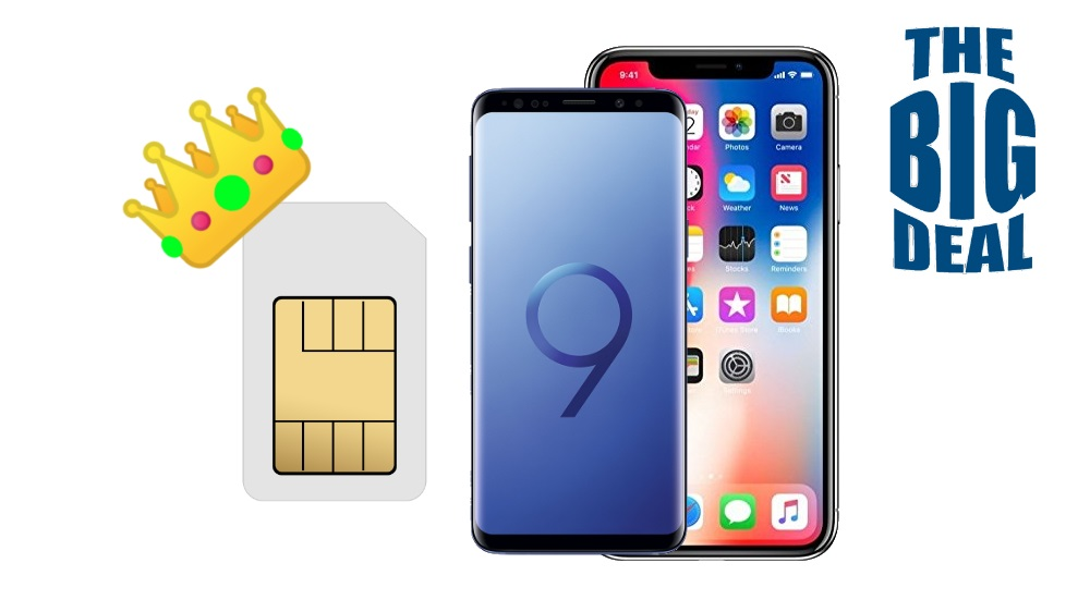 96fff91b7055fb Contract vs SIM-free mobile phone deals: which is the prince of price?