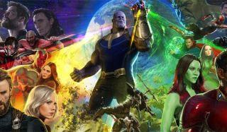 Thanos Infinity War Concept Art