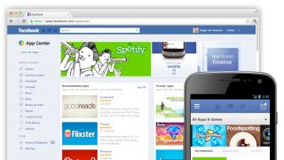Facebook launches its own app store with App Center