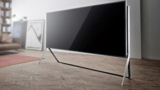 Samsung's 105-inch curved TV arrives with 'world's biggest' badge