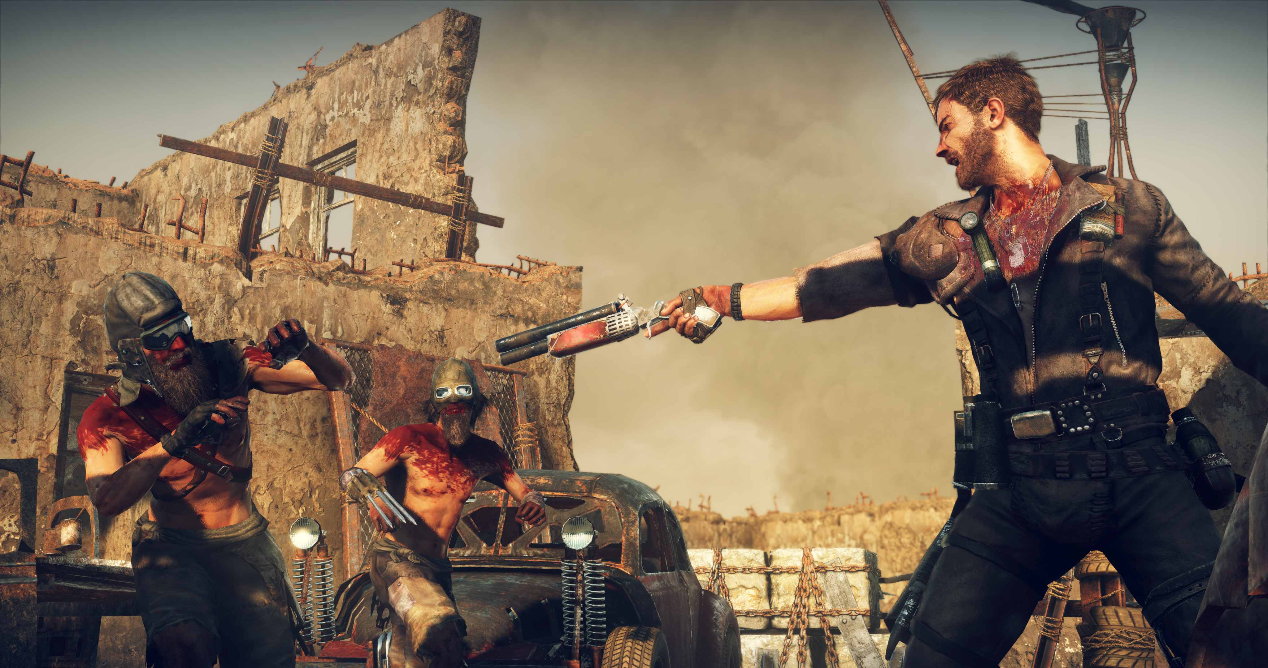 Mad Max hands-on: The fast and the Furiosa | PC Gamer