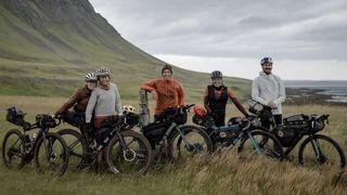 Bikepacking Westfjords Way Iceland