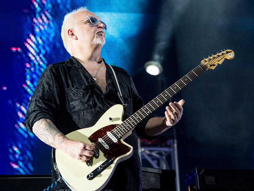 Reeves Gabrels picks 10 essential guitar albums - part two | MusicRadar