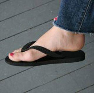 Flip-Flops Bad For Feet   Live Science