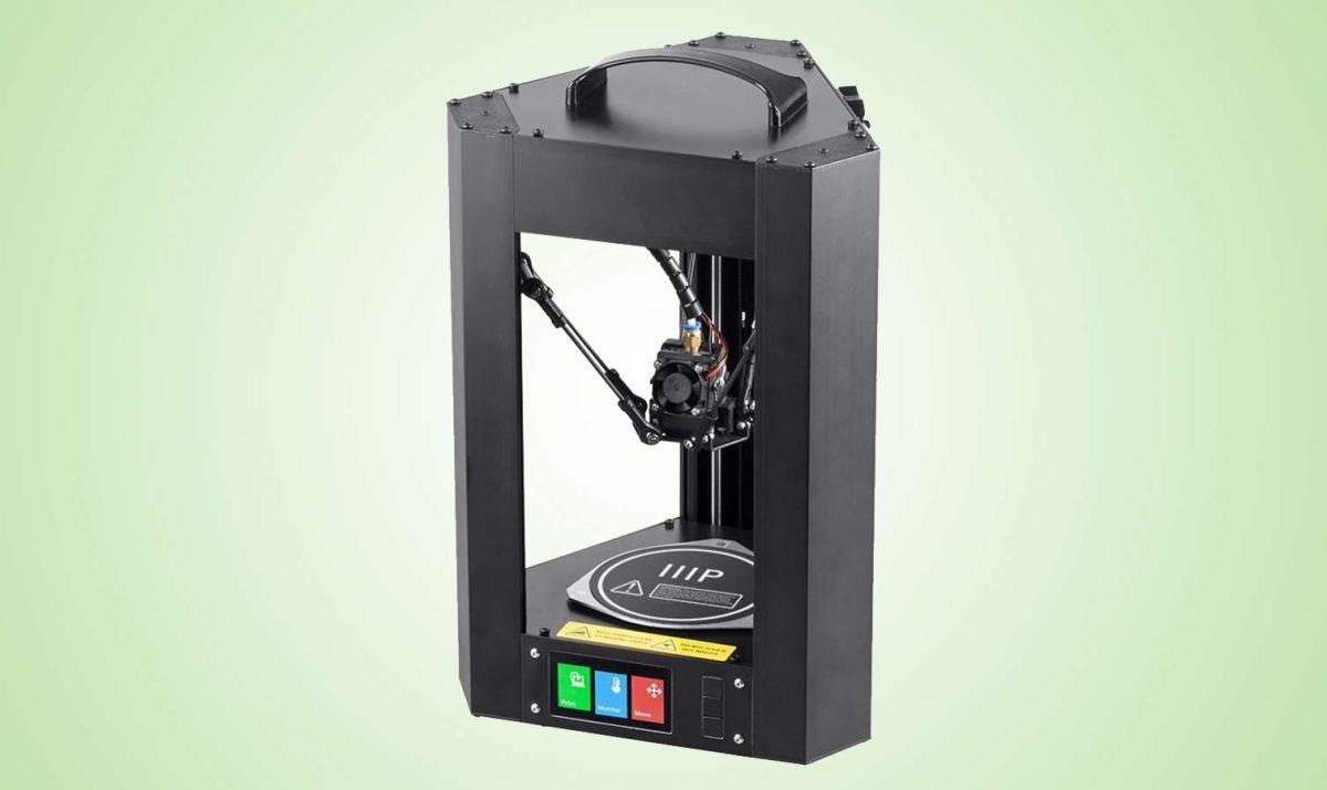 MP Mini Delta 3D Printer Review: Bargain Printer That's Pretty Buggy