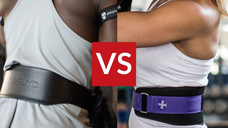 leather vs velcro weightlifting belts