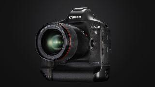 Canon EOS 1D X Mark II | Image credit: Canon