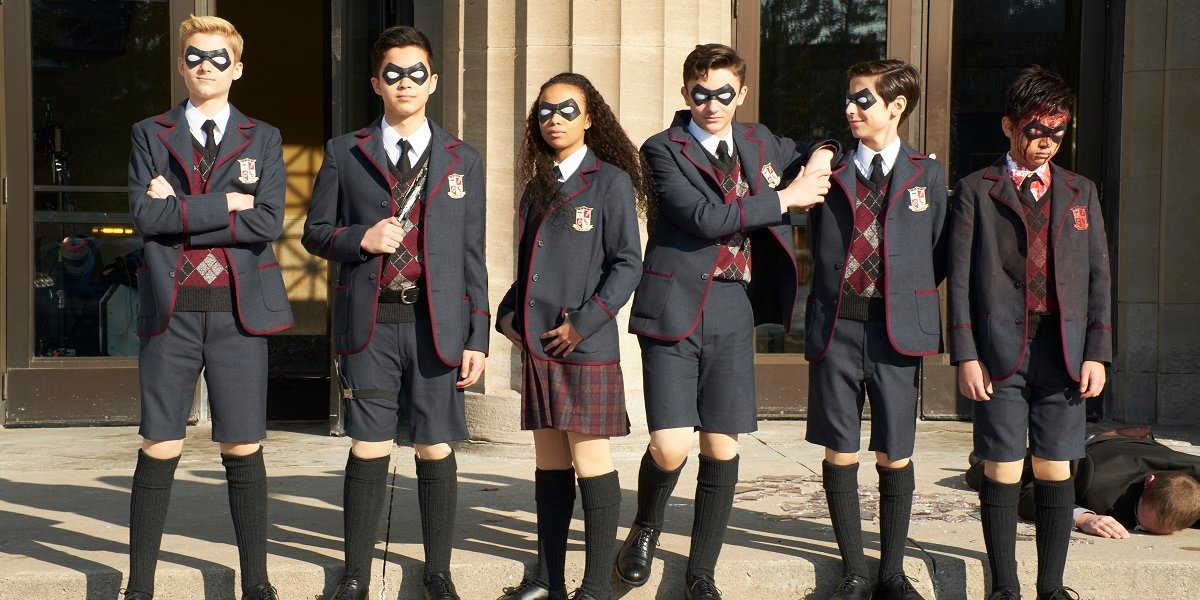 umbrella academy season 2 netflix