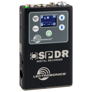 Lectrosonics Introduces Stereo Portable Digital Recorder