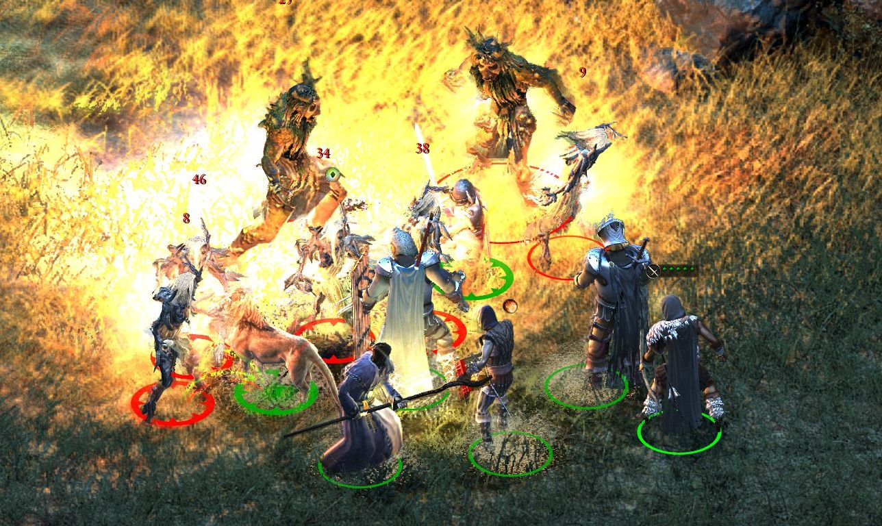 Pillars of Eternity: a beginner's guide to combat | PC Gamer