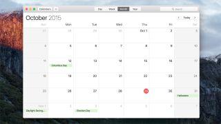 Mac Calendar