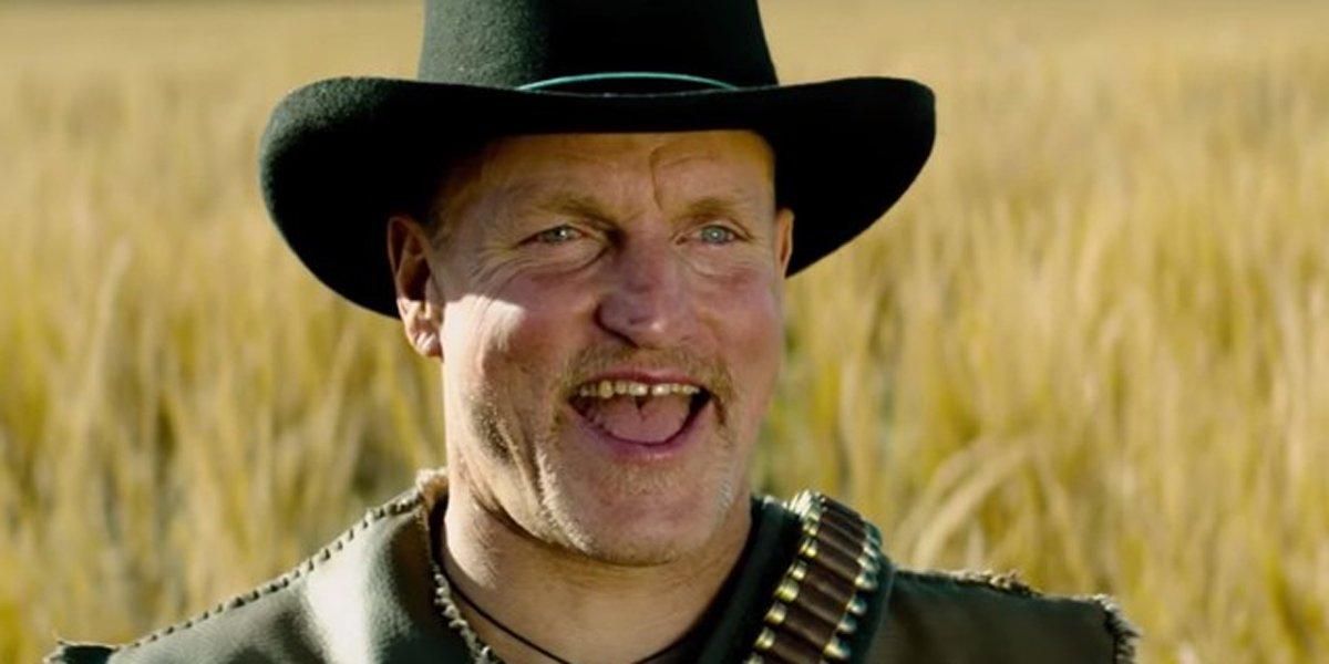 Woody Harrelson in Zombieland: Double Tap