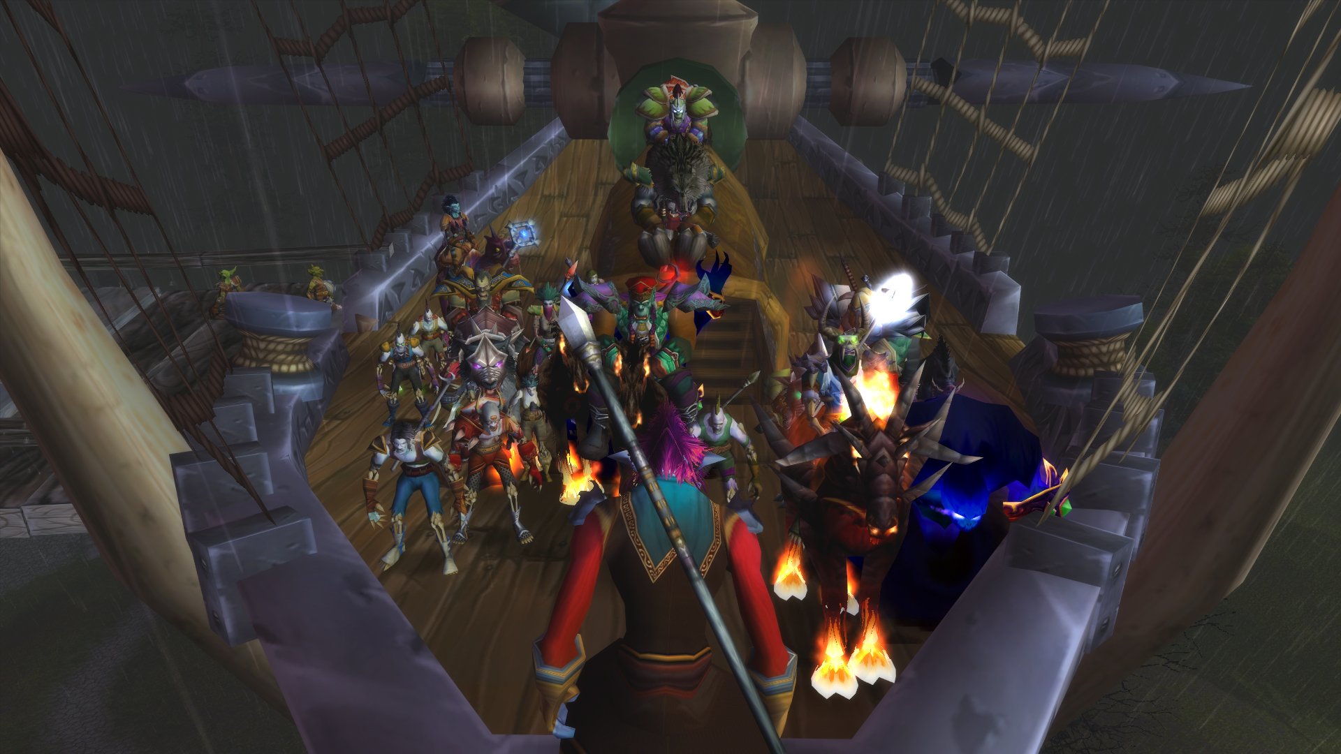 Inside the WoW server Blizzard wants to shut down