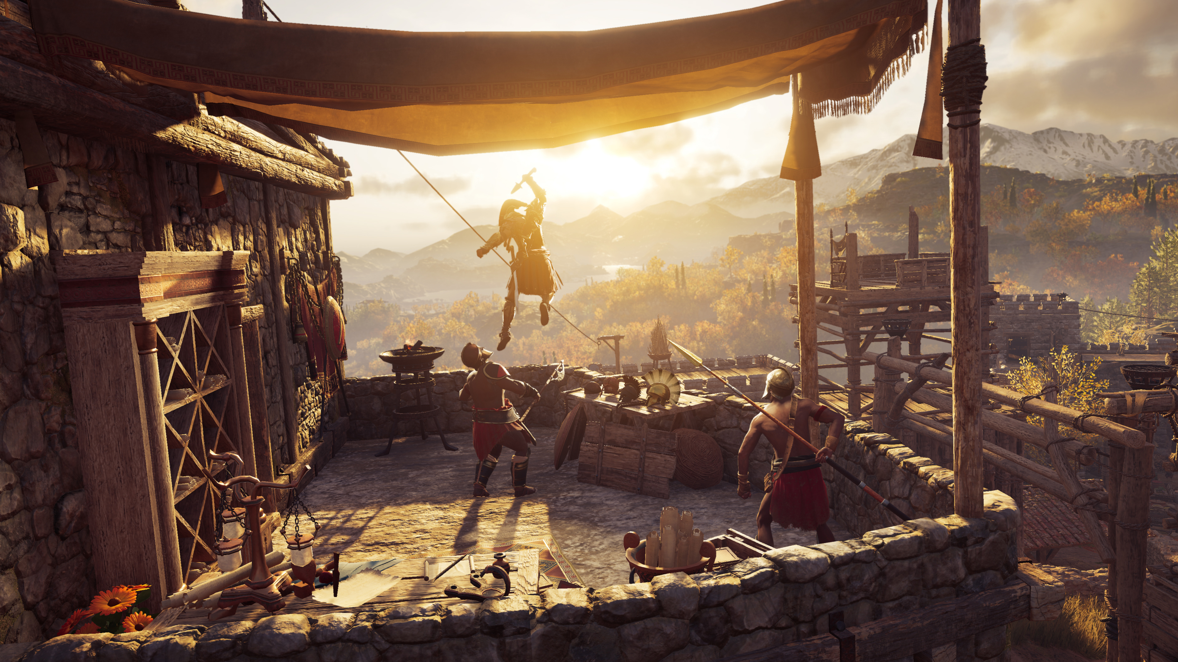 Ubisoft tackles XP farming in Assassin's Creed Story Creator | TechRadar