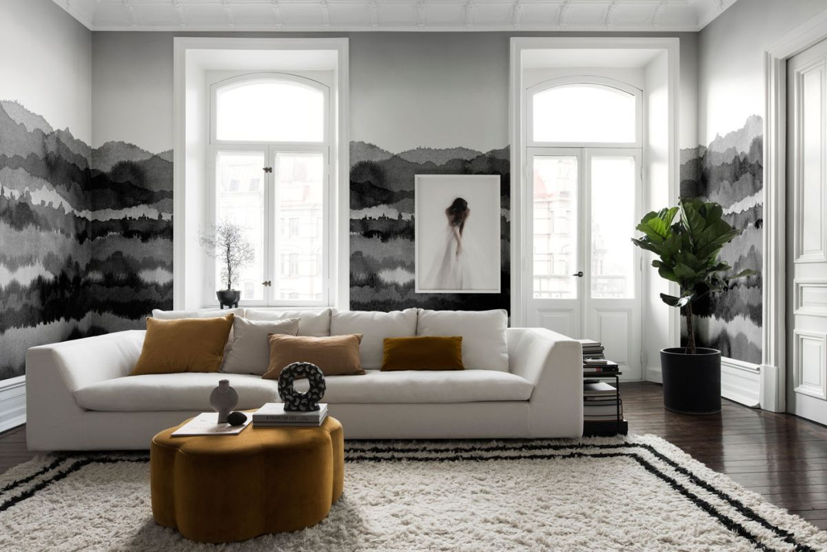 25 Best Small Living Room Decor And Design Ideas For 2019: Grey Living Rooms: 22 Gorgeous Ideas To Inspire Your