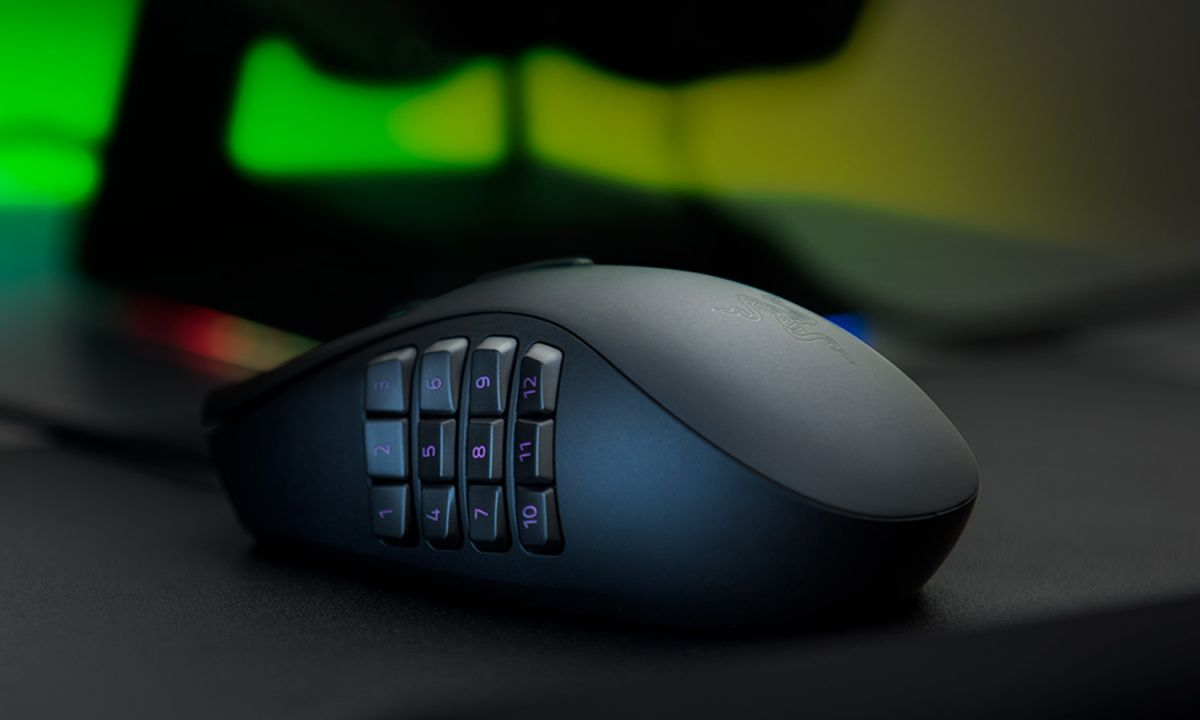 Razer Naga Trinity Review: Three Mice for the Price of One