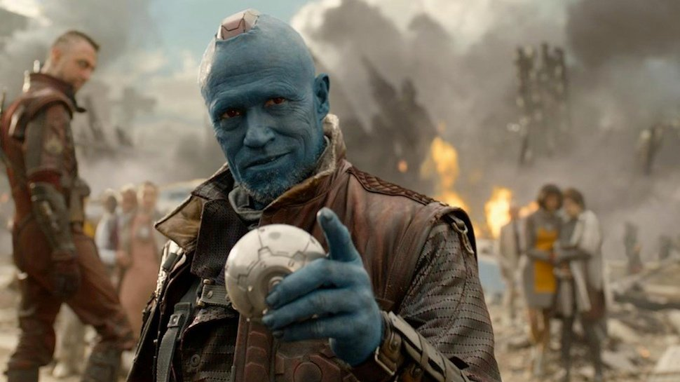 Michael Rooker Yondu guardians of the galaxy