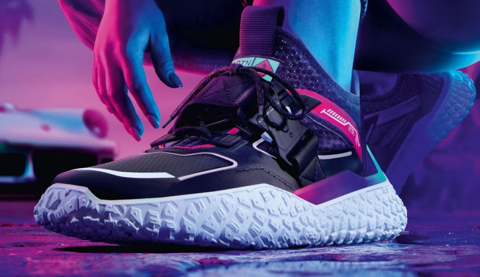 These Need for Speed: Heat shoes are like racing tires for