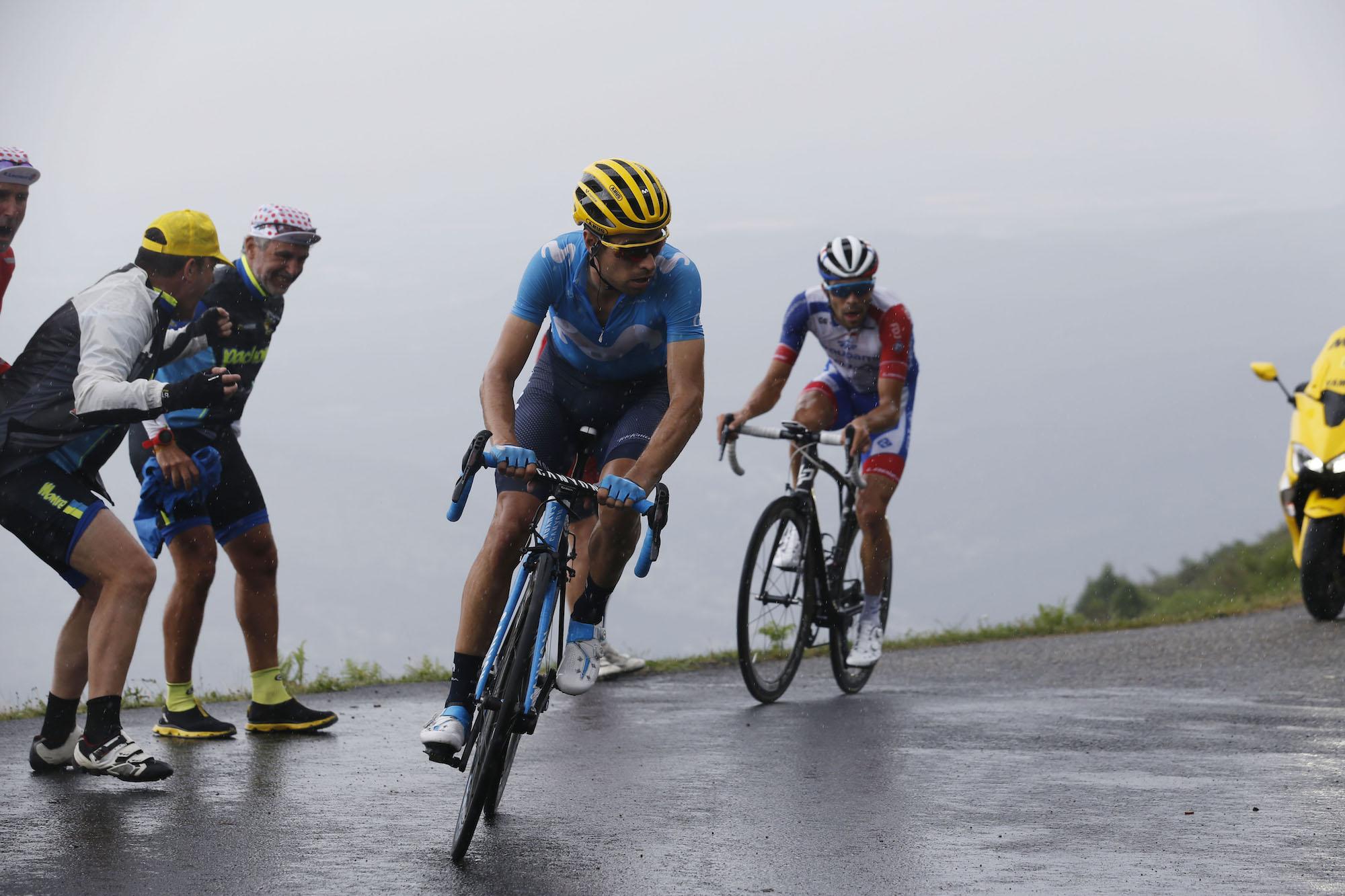 Tour De France 2020 Stage 15 Movistar boss confirms departure of Carapaz & Quintana but says