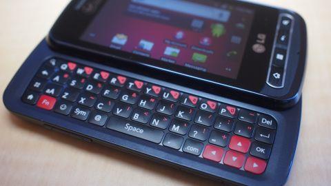 LG Optimus Slider (Virgin Mobile)