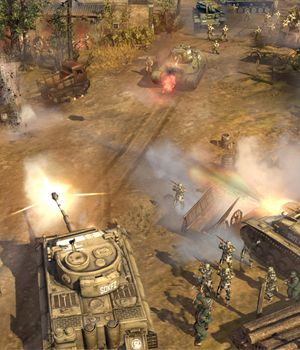 New Mode In Company Of Heroes 2 Is Formidable Not For Babies