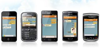 Samsung ChatOn hits BlackBerry takes BBM HeadOn