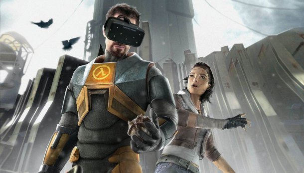 """Valve not releasing VR hardware, will work with Oculus to """"drive PC VR forward"""""""
