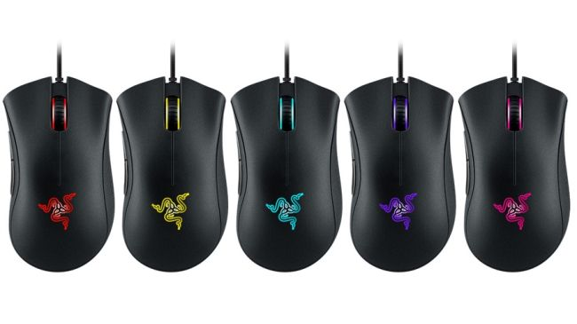 Razer DeathAdder Chroma Mouse