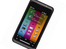 Toshiba TG01 - looks nice, but does use WinMo