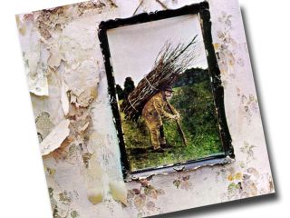 Led Zeppelin IV Four Cymbals arf