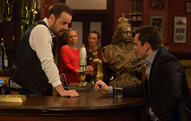 EastEnders spoilers: Mick Carter waits for the hitman! Will he really have Aidan Maguire killed?