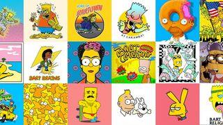 10 Simpsons mash-ups will make you smile