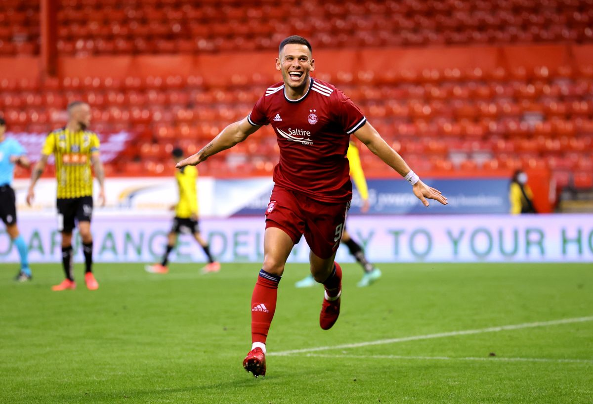 Aberdeen continue strong start to season with league victory over Dundee United