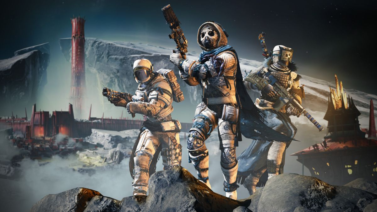 Destiny 2 Shadowkeep raid armor and release date for Garden