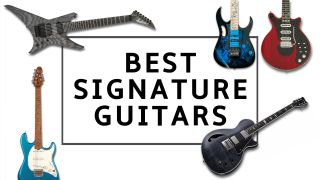 Best signature guitars 2020: top artist-endorsed guitars from Brian May, Steve Vai, EVH and more