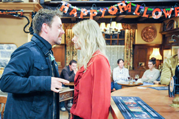 Cameron tells Charity he's going to rescue Chas!