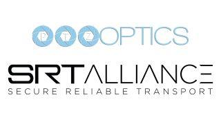 PTZOptics and SRT Alliance logos