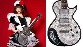 "Zemaitis Guitars A24MF-FP ""Flappy Pigeon"""