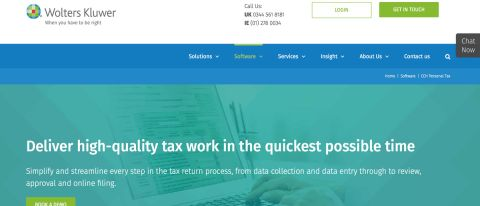CCH Personal Tax