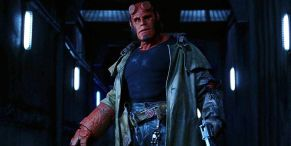Hellboy Creator Celebrates The Guillermo Del Toro Film's 17th Anniversary With A Sweet Post