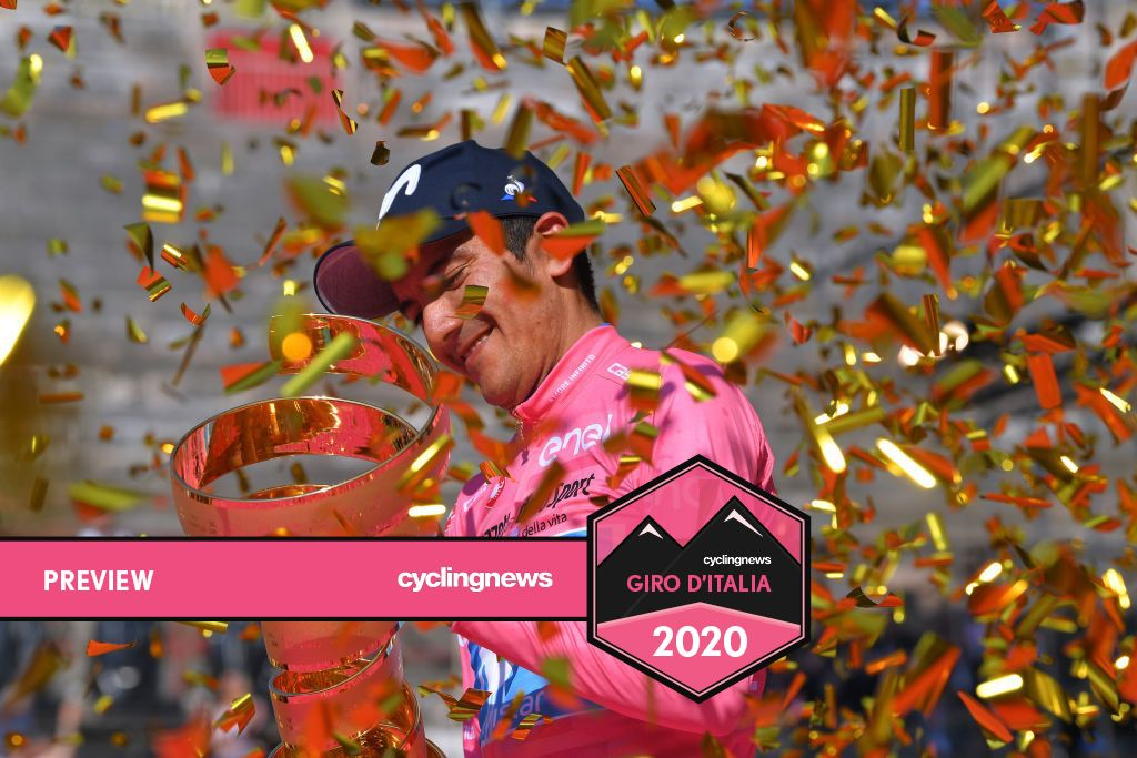 Richard Carapaz won 2019 Giro d'Itaalia