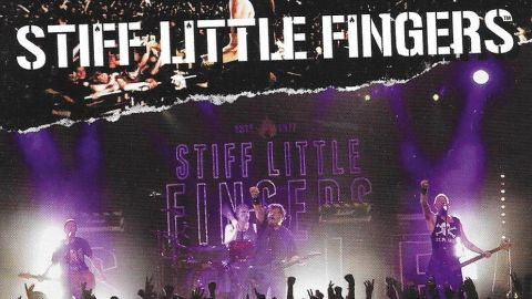 Cover art for Stiff Little Fingers - Best Served Loud! Live At Barrowland