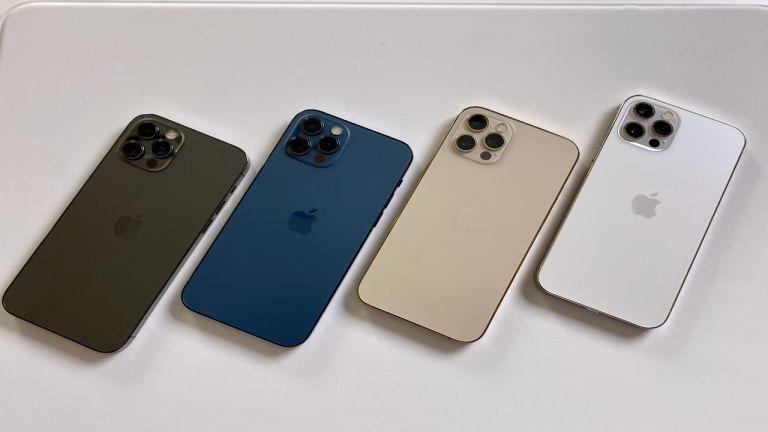 iPhone 12 stock