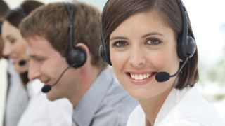 Call centre pic